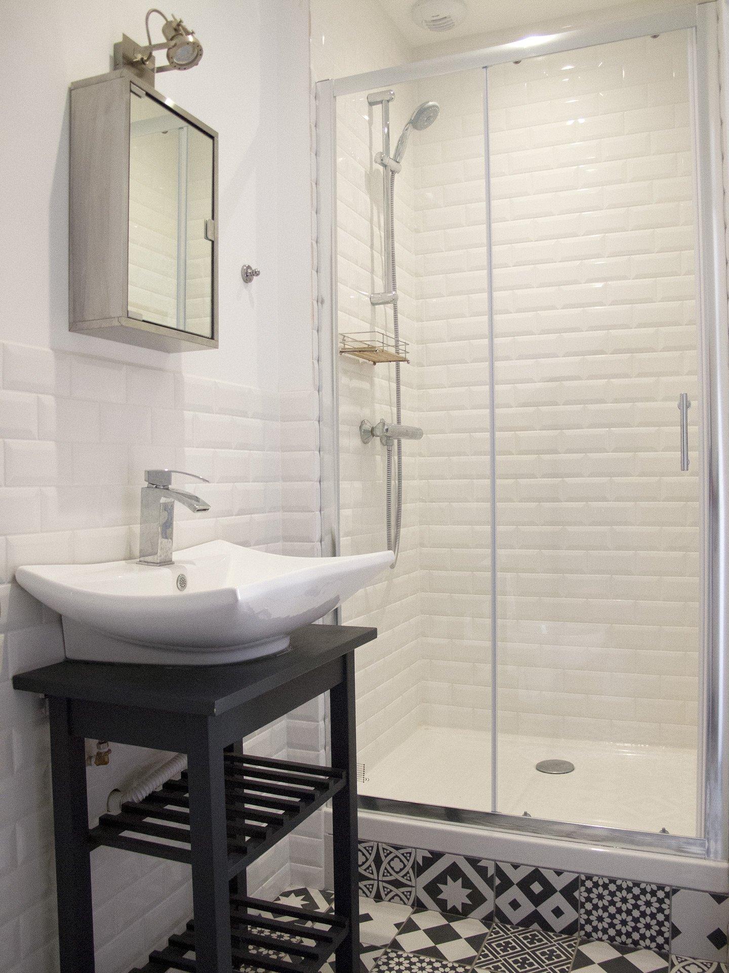 Bathroom of Bedroom One