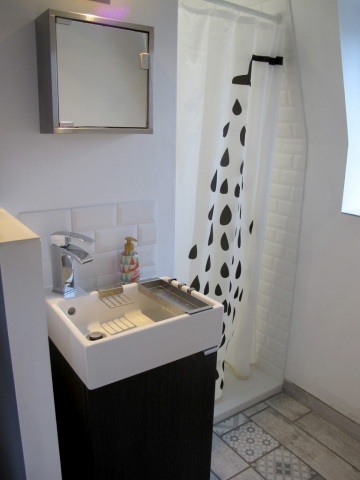 Bathroom of Bedroom Three