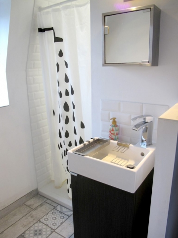 Bathroom of Bedroom Four
